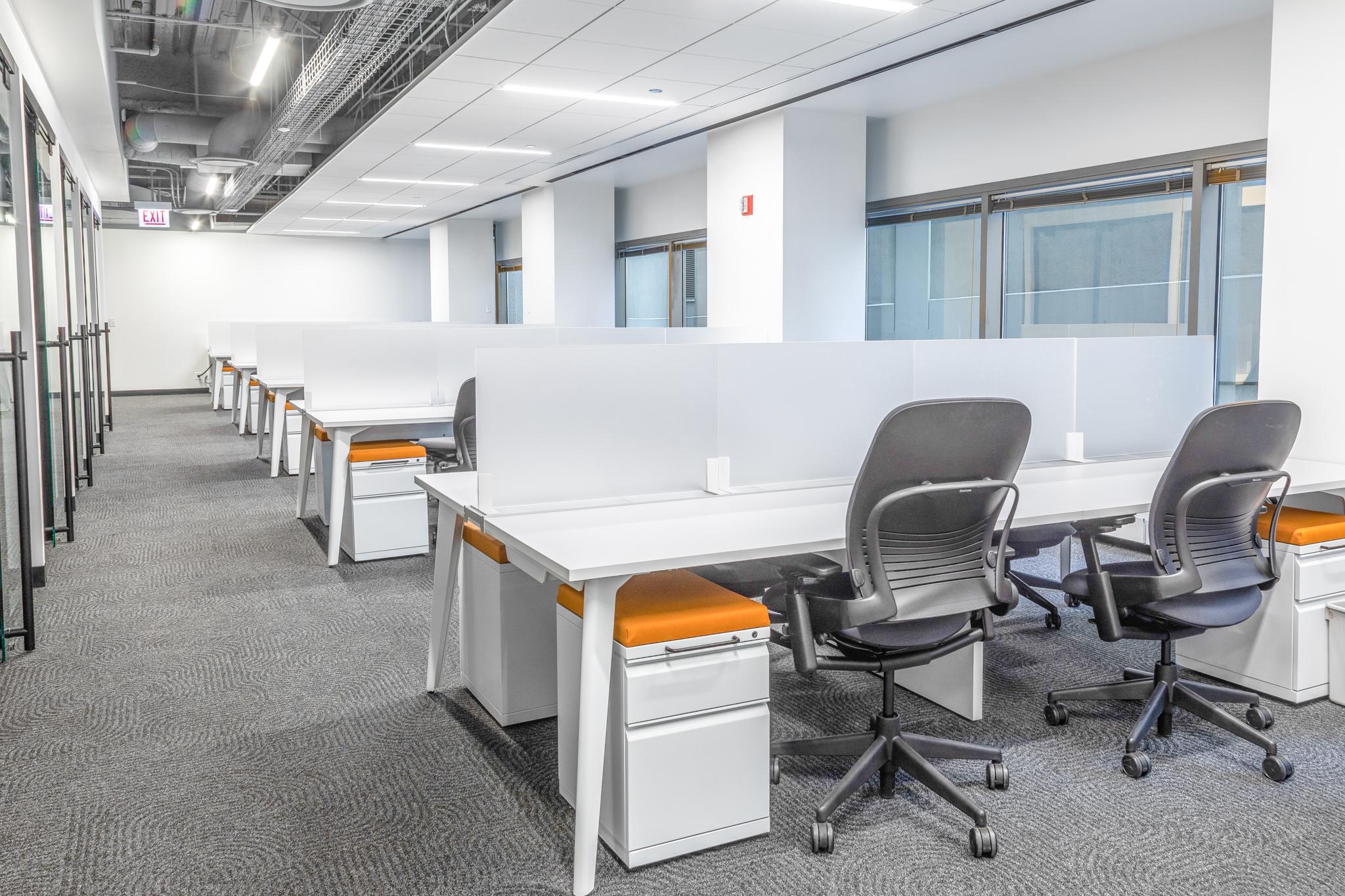 chicago-office-furniture-benching-orange